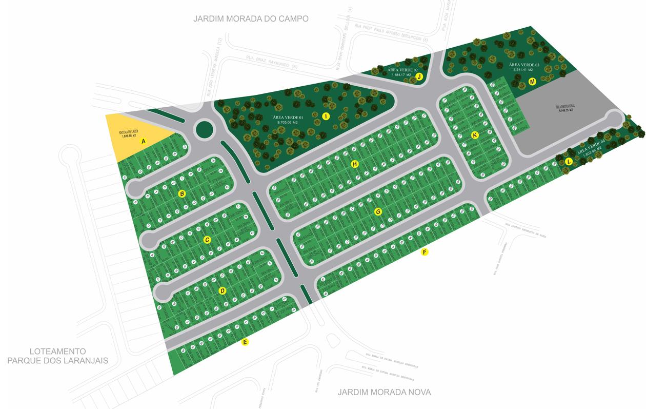 Mapa Humanizado Jardim Romana